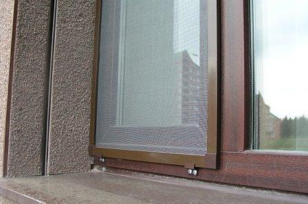 сетки москитные на окна фото